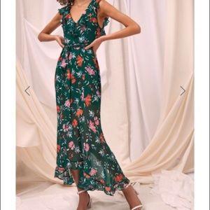 CMEO Collective Elude Midi Dress